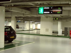 Shopping Centre Car Park
